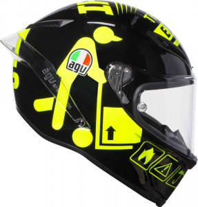 AGV Corsa R Iannone Winter Test 2017 Replica